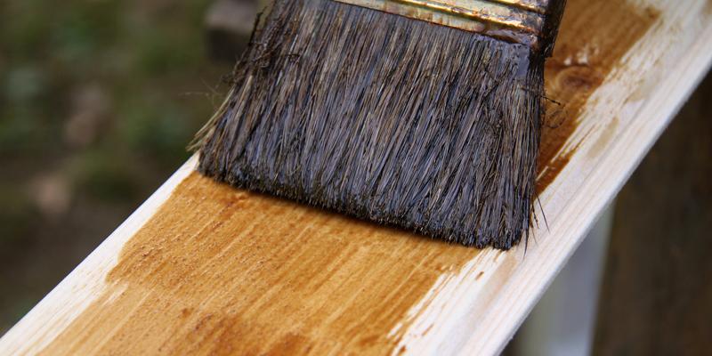 Lackierarbeiten-Holz